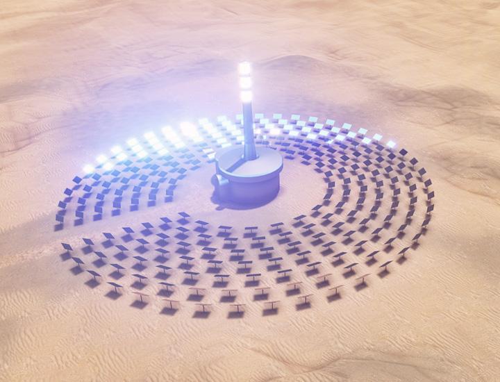 Langfristige Innovationspotenziale für einen Energieversorger