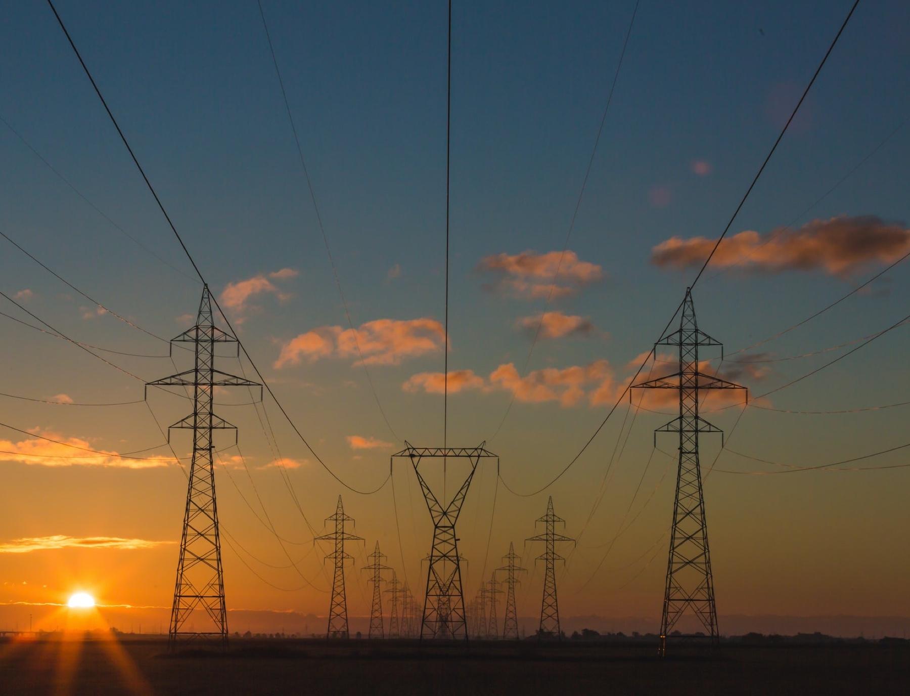 Künftige Energielandschaften