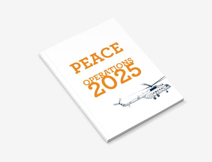 Peace Operations 2025
